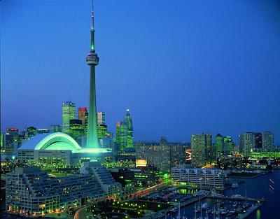 Торонто - центр